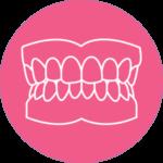 Denture pink